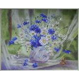 Картины с кристаллами Swarovski Растения